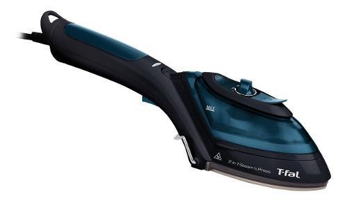 Cepillo De Vapor T-fal 2 En 1 Steam Brush Viajes Ideal Tefal