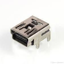Conector Mini Usb Centro De Carga Para Control Ps3