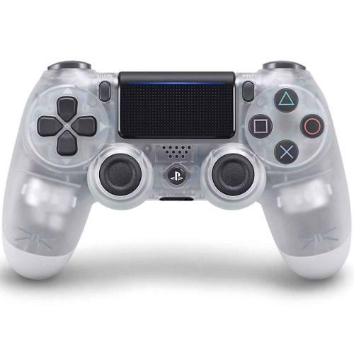 Control Consola Ps4 Sony Play Station 4 Dualshock 4 Crystal