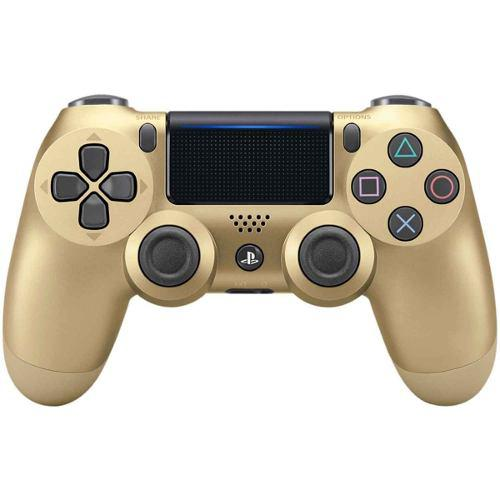 Control Consola Ps4 Sony Play Station 4 Dualshock 4 Gold