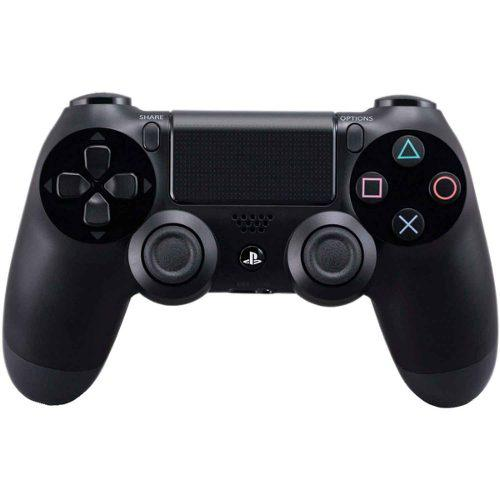 Control Consola Ps4 Sony Play Station 4 Dualshock 4 Negro