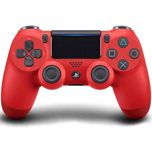 Control Consola Ps4 Sony Play Station 4 Dualshock 4 Rojo