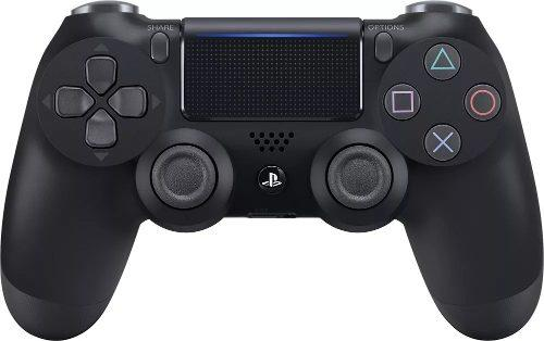 Control Ps4 Playstation 4 Dual Shock Jet Black Nuevo Envio