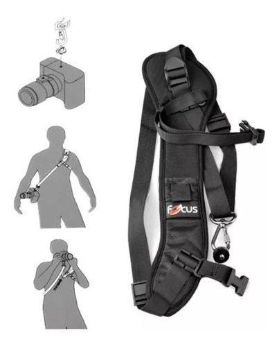 Correa Para Camara Dslr Reflex Canon, Nikon, Sony Pentax