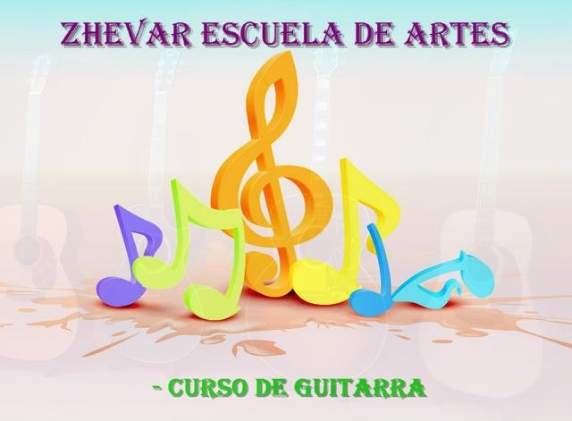 Curso de Guitarra en el Puerto de Veracruz, zona Norte