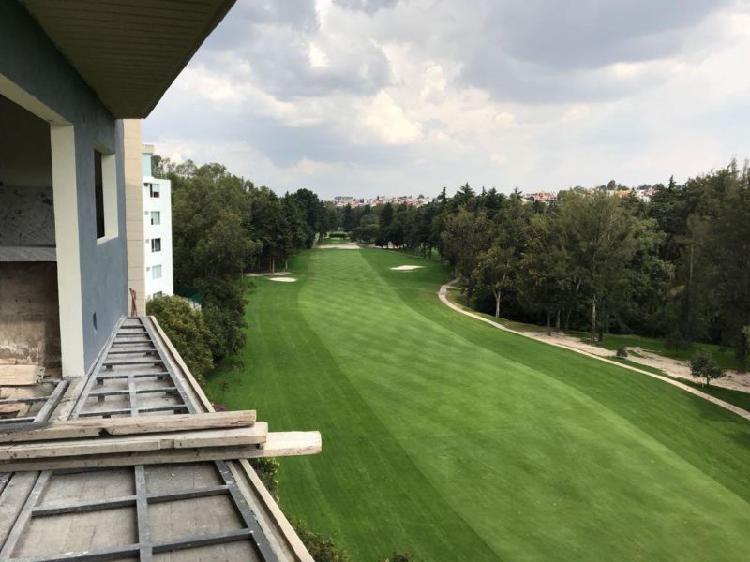 Departamento de lujo con vista al Club de Golf de Bella