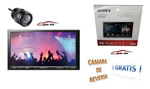 Est. Pantalla Sony Bluetooth Xav-v751bt Con Camara De Regalo