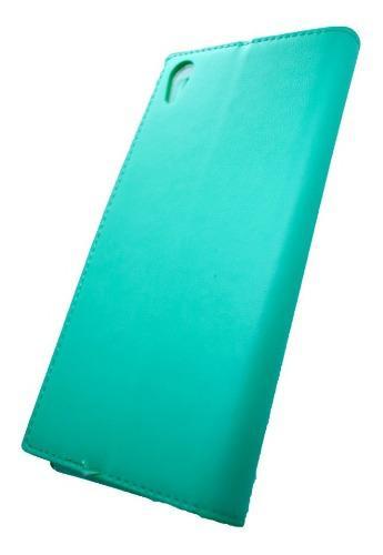 Funda Tipo Cartera Lujo Premier Diary Sony Xperia Xa1 Plus