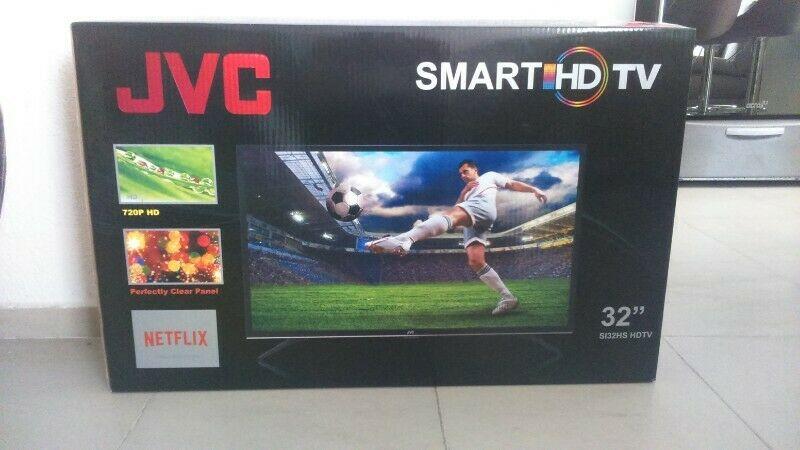 Jvc Pantallas Smart TV 32 Pulgadas Nuevas.