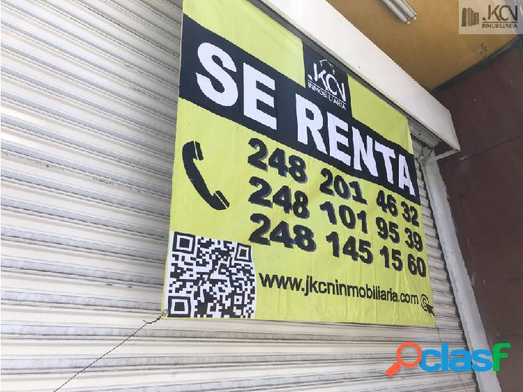 Local en renta centro de San Martin Texmelucan