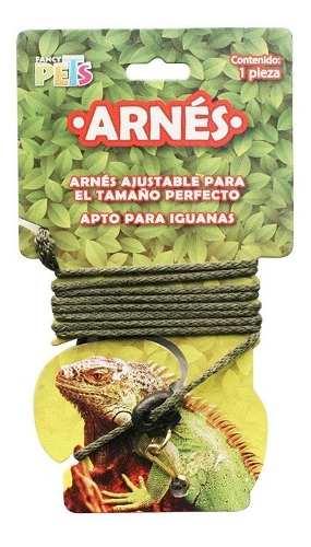 Lote 80 Piezas Arnes Para Iguanas Y Reptiles Tx