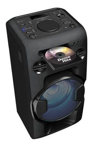 Minicomponente Sony Bluetooth Mhc-v11 Negro