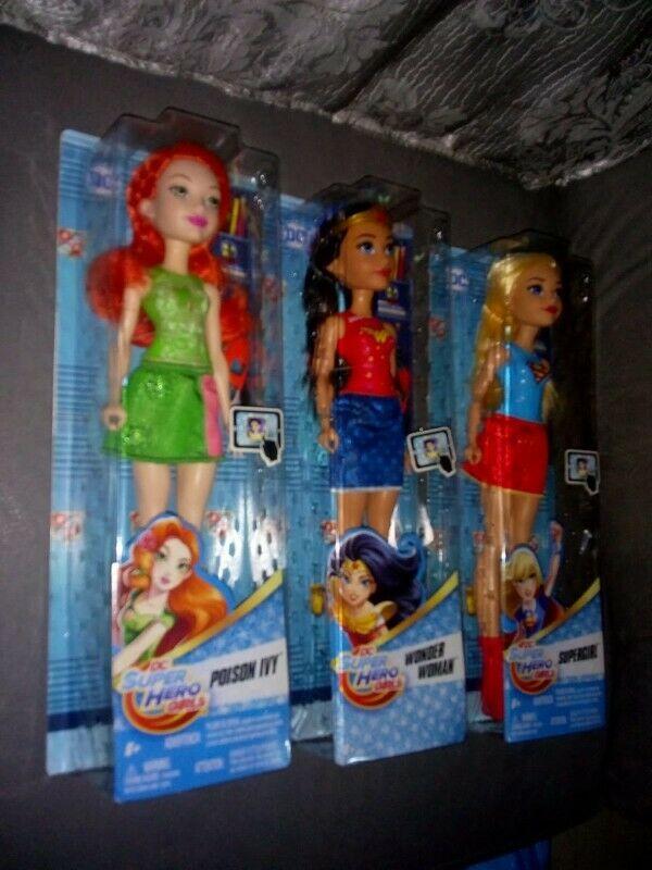 Muñecas Dc Super Hero Girls 6 años o más Super Girl,