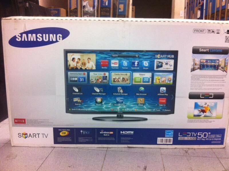"""PANTALLAS MARCA SAMSUNG 50"""" ULTRA HD 4K SMART TV NUEVAS Y"""