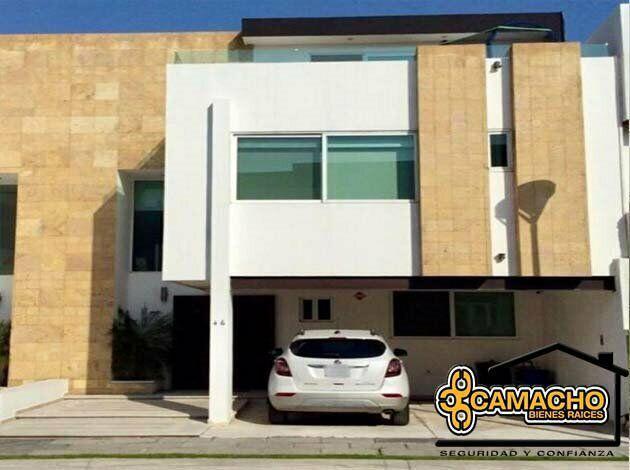 Renta de casa en Lomas de Angelópolis OPC-0147