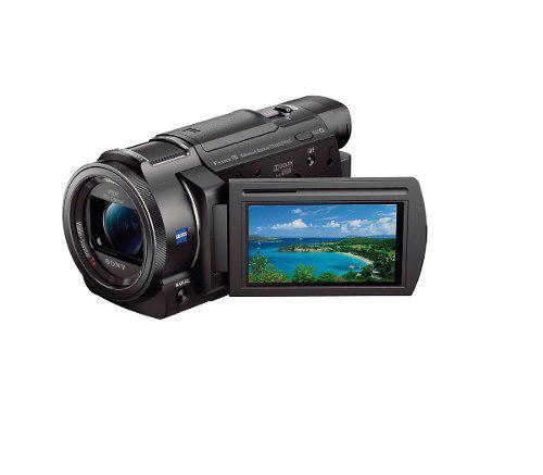 Vídeo Cámara Sony Fdr Ax33 Wifi Hdmi Full Hd 1080p 20.6 Mp