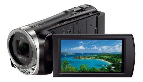 Vídeo Cámara Sony Hdr Cx455 Full Hd Sensor Exmor R 9.2 Mp