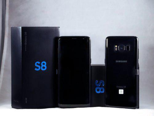 100% Nuevo Samsung S8 64 Gb No De Exhibicion/no Usado