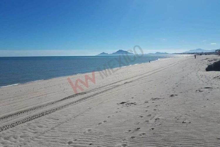25.4 Hectáreas de Playa Pristina en el Puerto de San Felipe