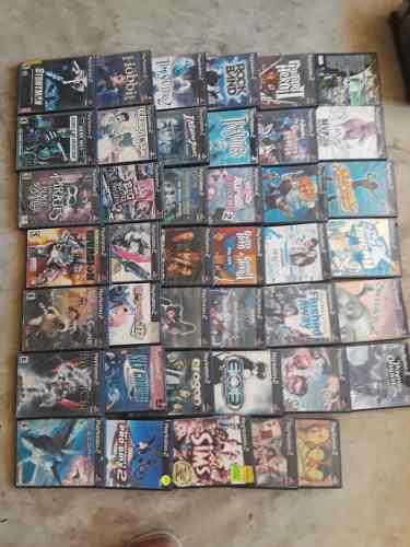 66 Juegos De Play Station 2 Xbox Y Game Cube