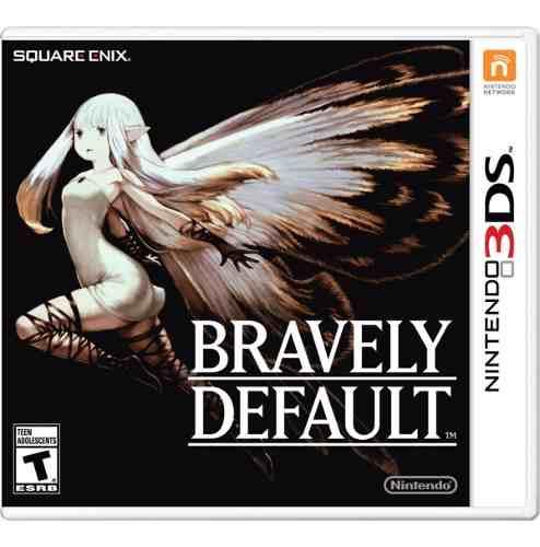 ..:: Bravely Default::.. Para Nintendo 3ds En Start Games