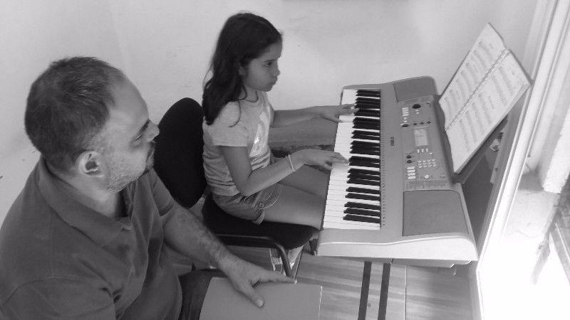 CLASES PARTICULARES DE PIANO GDL
