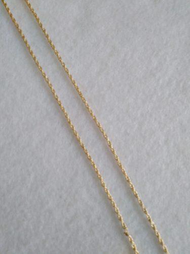 Cadena De Oro Laminado Lc18-1