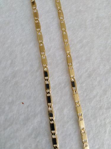 Cadena De Oro Laminado Lc25-7