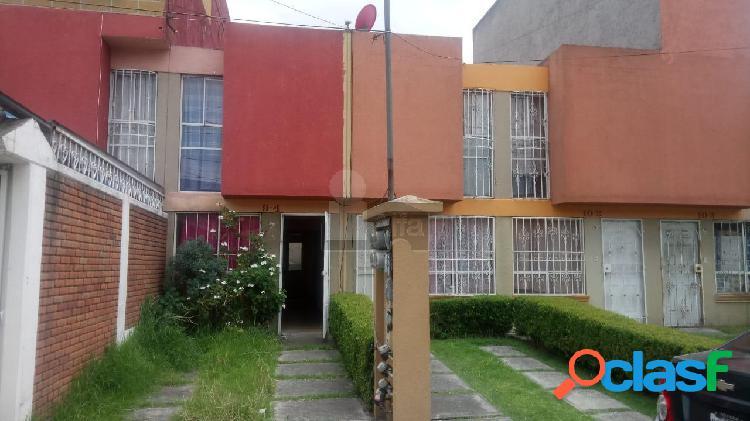 Casa en condominio en venta en Santa María Totoltepec,