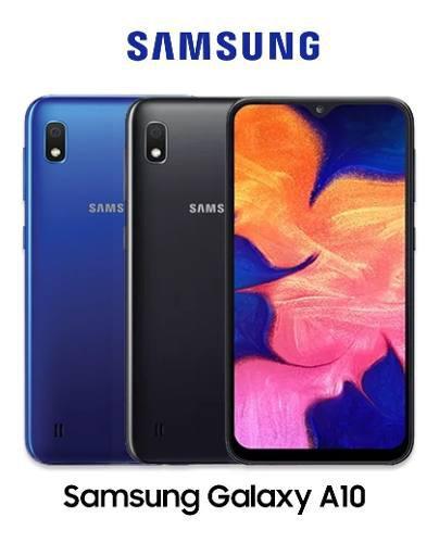 Celular Samsung Galaxy A10 6.2 Pantalla 32g+2g Huella+libre