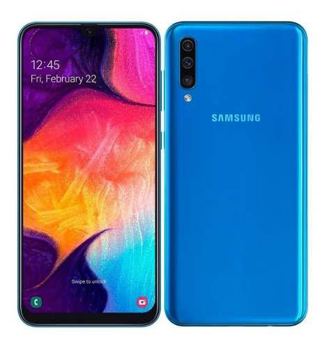 Celular Samsung Galaxy A50 128gb Dual Sim Liberado Nuevo