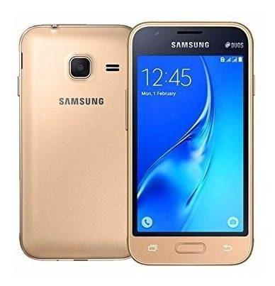 Celular Samsung Galaxy J1 Mini 8gb Gold Libre De Fabrica