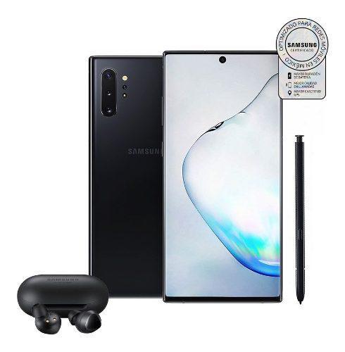 Celular Samsung Galaxy Note 10 256gb Ram 8gb + Stylus + Buds