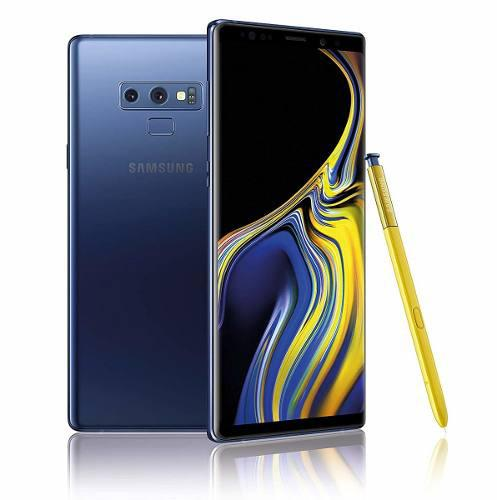 Celular Samsung Galaxy Note 9 128gb 6gb Ram Dual Sim Con