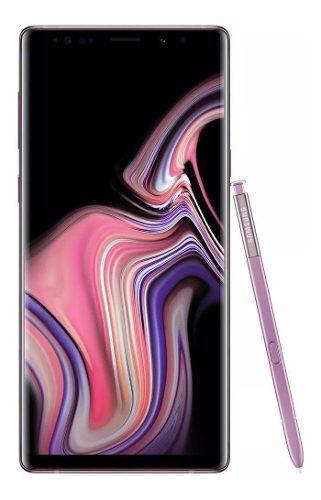Celular Samsung Galaxy Note 9 128gb Libre Nueva