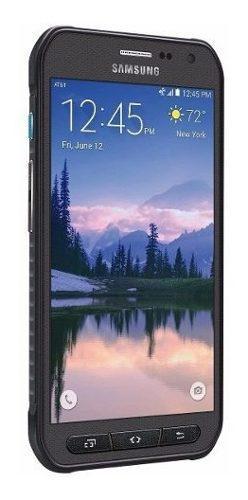 Celular Samsung Galaxy S6 Active 32gb Negro Libre De Fabrica