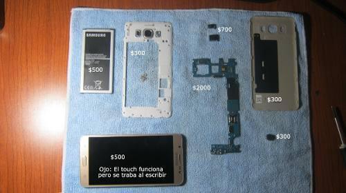 Celular Samsung J7 Sm-j710mn Por Partes