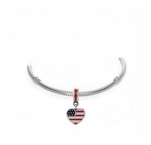 Charm Bandera Usa