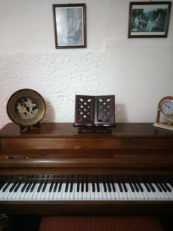 Clases de Piano. Colonia Roma