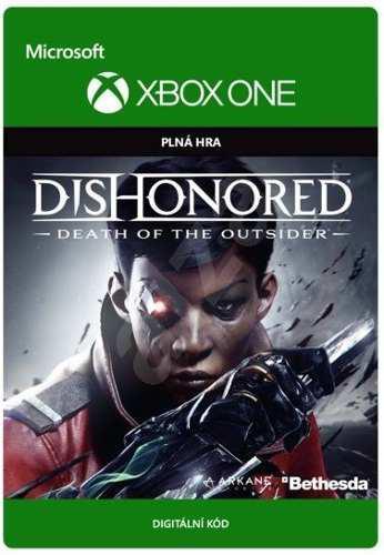 Dishonored La Muerte Del Forastero Xbox One Offline+ 2juegos