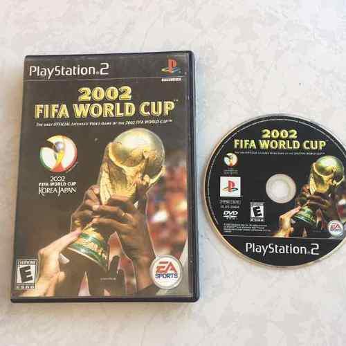 Fifa 2002 Juegazo Para Tu Ps2 Chécalo