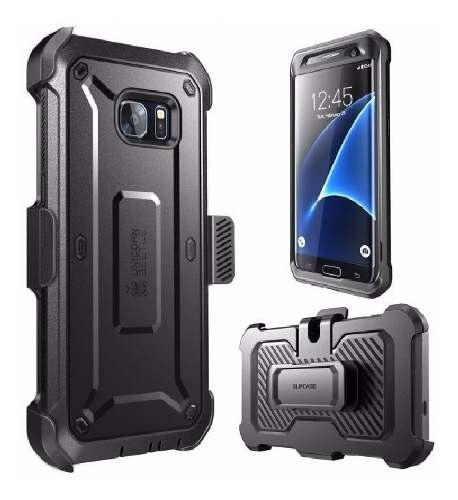 Funda Holster Con Clip Galaxy S7 Edge Supcase Survivor Rudo
