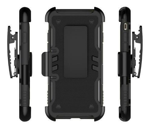 Funda Survivor 2.0 Maxima Proteccion Uso Rudo Clip iPhone 8