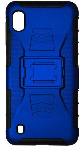Funda Uso Rudo Samsung Galaxy A10 Clip + Regalo Mica Cristal