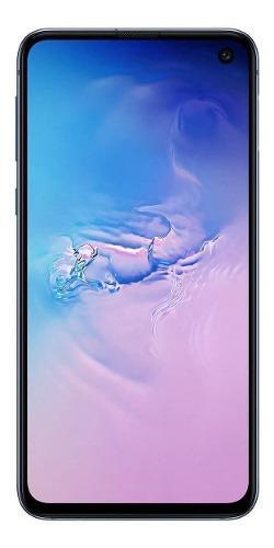 Hermoso Y Poderoso Samsung S10e Azul, Libre Vendo O Cambio