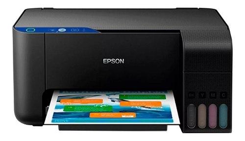 Impresora Multifuncional L Epson 33ppm Tinta Continua