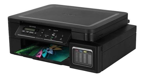 Impresoras Multifuncionales Brother Tinta Continua Dcp T510w
