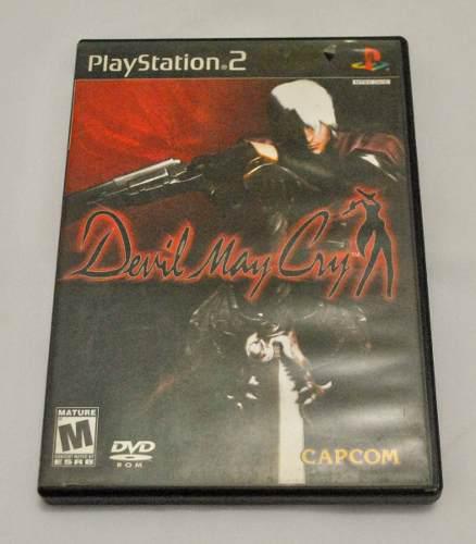 Juego Devil May Cry Play Station 2 Ps2 (Envío Gratis)