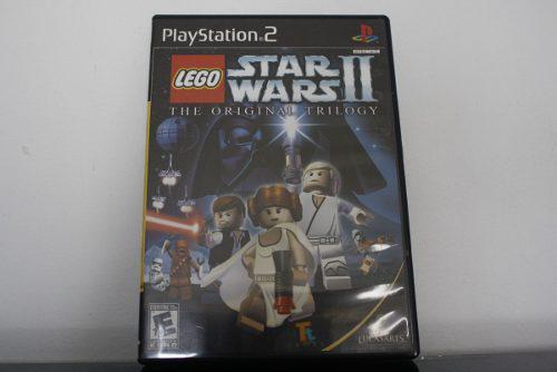 Juego Para Ps2, Lego Star Wars Ii