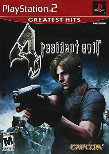 Juegos,resident Evil 4 - Playstation 2